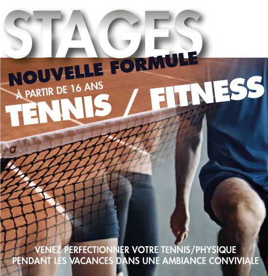 Stages Adultes nouvelle formule